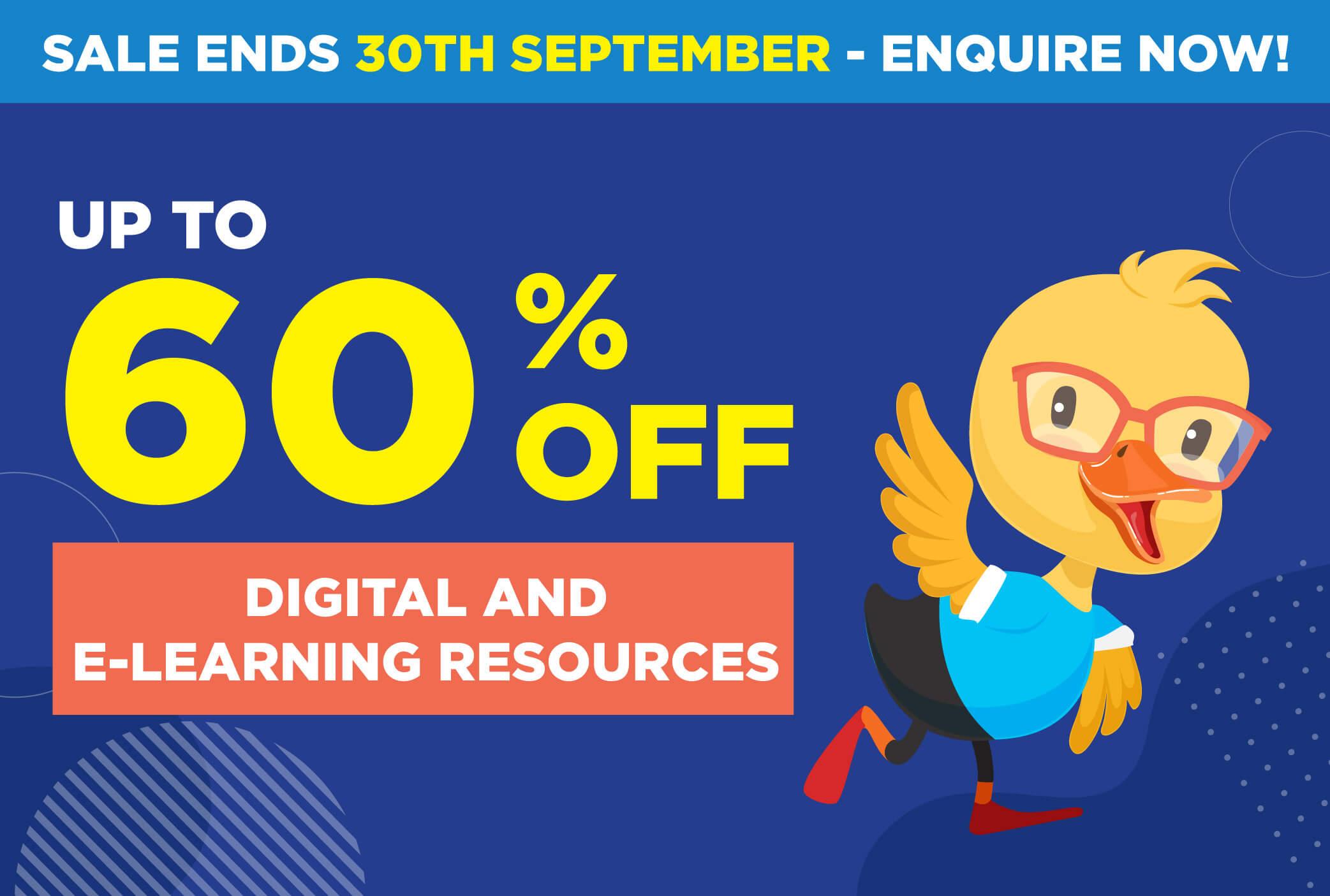 ESkilled E-Learning LMS Resources June Sale Banner